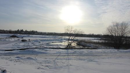 Winter time in Kaliningrad