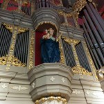 Organ in Koenigsberg Cathedral