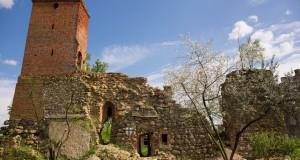 Ruins of Georgenburg castle
